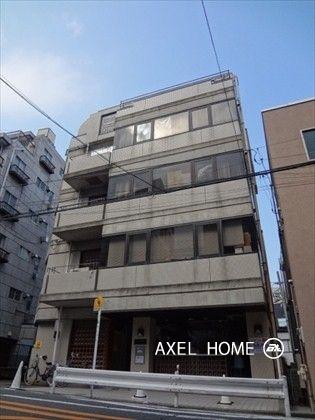 フローリッシュ千駄ヶ谷 (事務所・店舗)