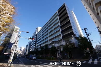パークハビオ渋谷本町レジデンス( PARKHABIO)