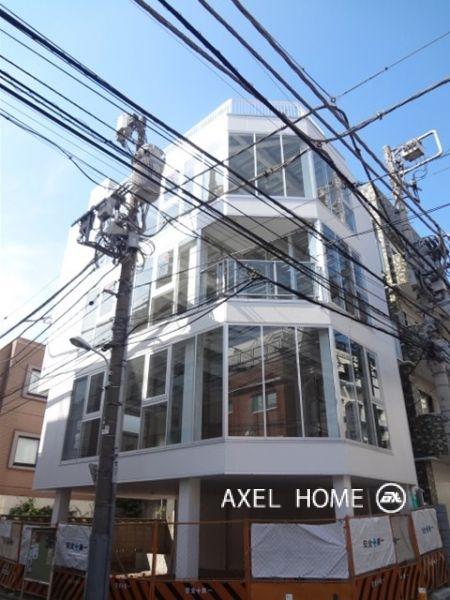 (仮称) フィル・パーク北参道 【事務所 店舗】
