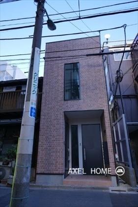 ガーデンサイド代々木 (事務所・店舗)【新築】