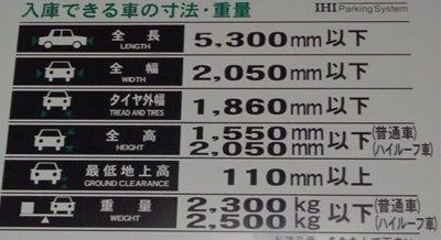 セダンタイプ ¥28,000/ハイルーフタイプ  ¥32,000