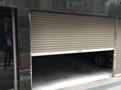 シャッター付平置き駐車場 ¥45,000(税込)