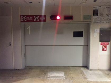 機械式入り口