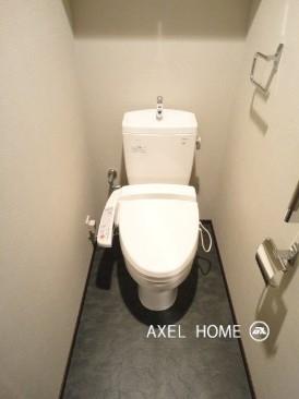 ブリリアマーレ有明 トイレ
