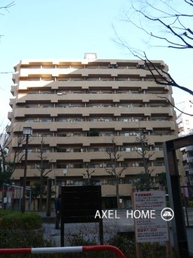 ライオンズマンション新宿東公園