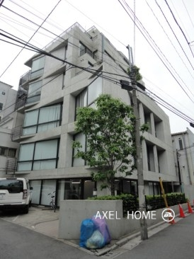 Hill's Aoyama【ヒルズ青山】 (事務所)