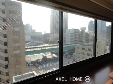 室内からの眺望