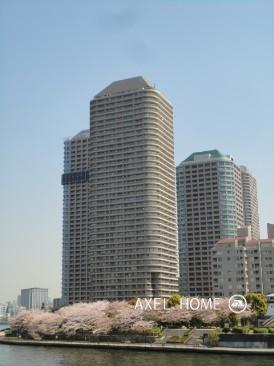 リバーポイントタワー  (大川端リバーシティ21 )