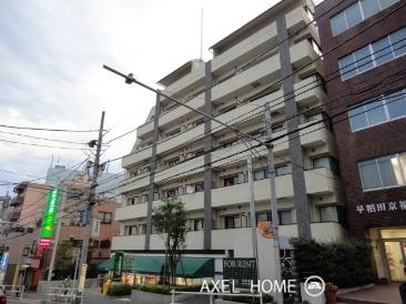 カスタリア新宿夏目坂(旧イプセ新宿夏目坂)