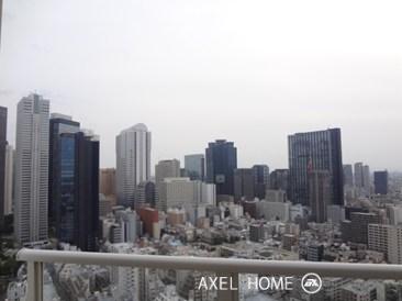 ファーストリアルタワー新宿 眺望